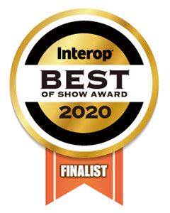 Interop BEST OF SHOW AWARD 2020 FINALIST
